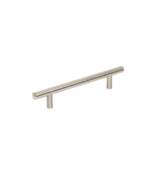 Builder's Choice T-Bar, Satin Nickel, 5 inches cc