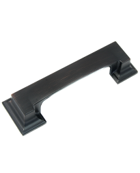 Park Avenue 3-Inch Cup Pull in Oil Rubbed Bronze