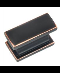 Park Avenue Knob - Oil Rubbed Bronze