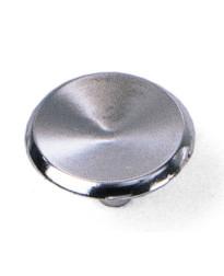 Modern Standards Knob 1 3/4-Inch in Polished Chrome
