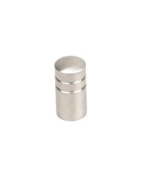 Stainless Steel Knob, 5/8 inch dia