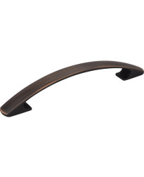 Strickland 128mm Centers Cabinet Pull in Brushed Oil Rubbed Bronze