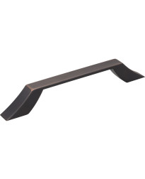 Royce 128mm Centers Cabinet Pull in Brushed Oil Rubbed Bronze