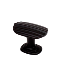 """Isis 1-1/2"""" T-Knob, Oil Rubbed Bronze"""