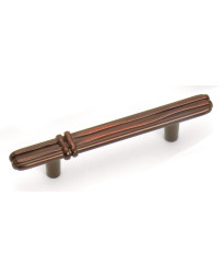 3-Inch Lineage Pull in Antique Copper