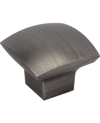 "Sonoma 1-3/16"" Cabinet Knob in Brushed Pewter"
