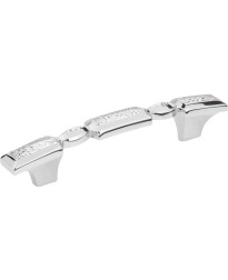 """Solana 3 3/4"""" Centers Handle in Polished Chrome"""