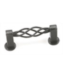 3-Inch Mission Bay Pull in Oil Rubbed Bronze