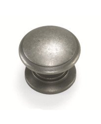 Nantucket Knob 1 3/8-Inch in  Antique Pewter