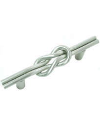 3-Inch Nantucket Pull in Satin Pewter