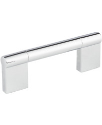 """Knox - 3 3/4"""" Centers Handle in Polished Chrome"""
