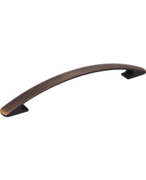 Strickland 160mm Centers Cabinet Pull in Brushed Oil Rubbed Bronze