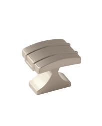 Davenport 1-1/4 in (32 mm) Length Satin Nickel Cabinet Knob