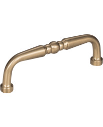 "Madison 3"" Centers Cabinet Pull in Satin Bronze"